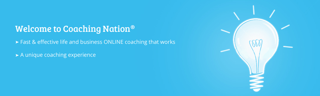 Motivational life and business online coaching
